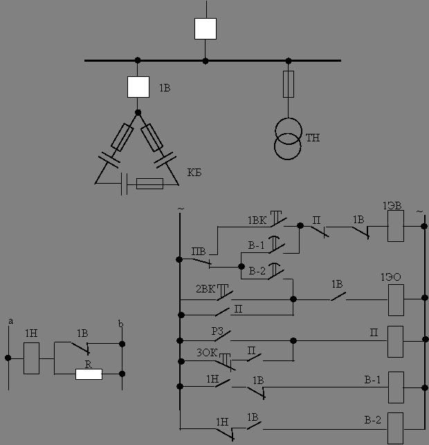 Рисунок 1.2 Схема