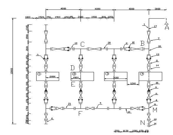 Рисунок 7 – Схема машинного