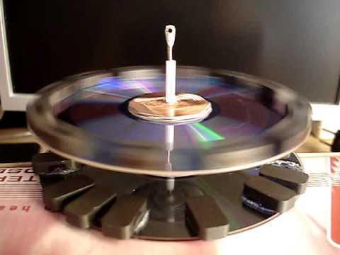 Двигатель на постоянных магнитах своими руками фото