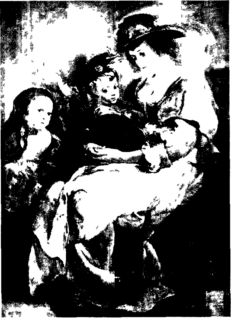 Обои Пьер Боннар, картина, Ранняя Весна. Маленький Фавн, Пейзаж. Разное foto 5