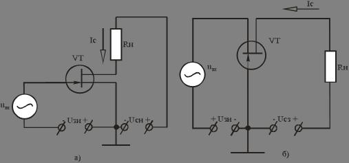 Полевой транзистор можно