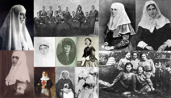 Общины сестер милосердия в россии реферат 3592