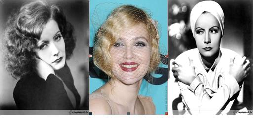 Причёски женские в стиле 40-х
