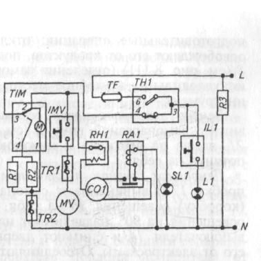 Рисунок 6 Электрическая схема