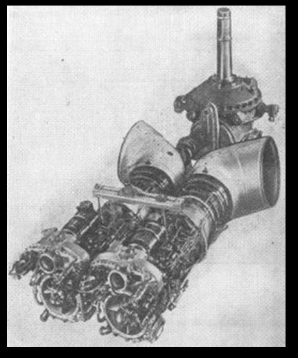 Установка двух двигателей с