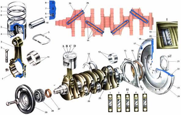 Реферат на тему диагностика двигателя автомобиля 8088